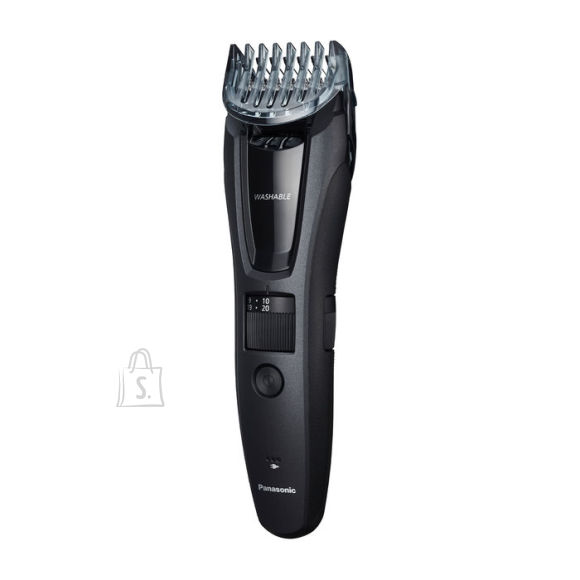 Panasonic Panasonic Shaver ER-GB62-H503 Charging time 1 h, NiMH, Number of shaver heads/blades 3, Black
