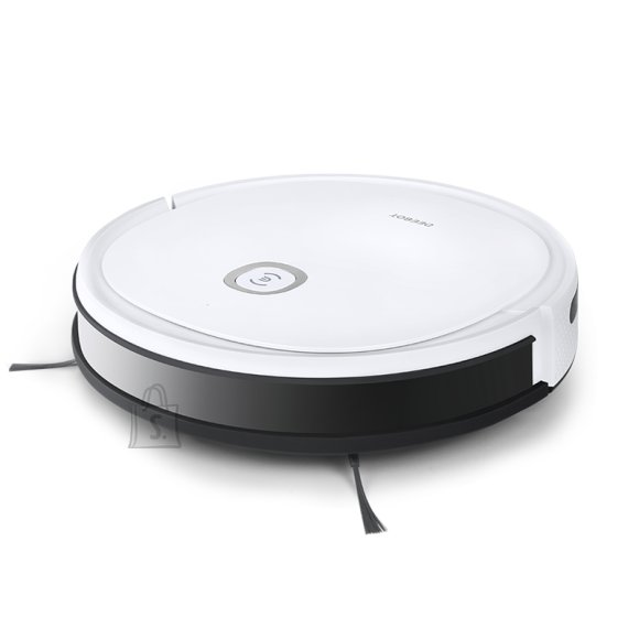 Ecovacs Ecovacs Vacuum cleaner DEEBOT U2 Wet&Dry, Operating time (max) 110 min, Lithium Ion, 2600 mAh, Dust capacity 0.4 L, White, Battery warranty 24 month(s)