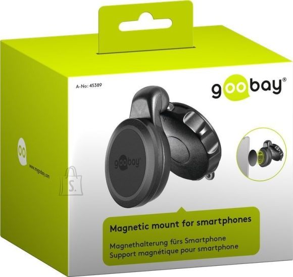 Goobay Goobay Magnetic mount for smartphones