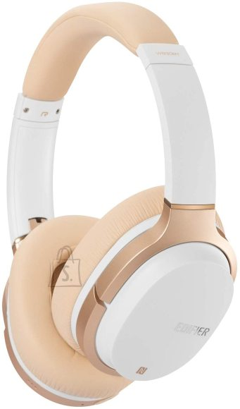 Edifier Edifier Headphones BT W830BT Over-ear, Microphone, White/Creme
