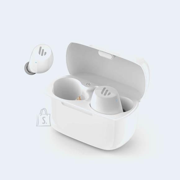 Edifier Edifier True Wireless Earbuds TWS1 In-ear, Microphone, Noice canceling, Wireless, Yes, White
