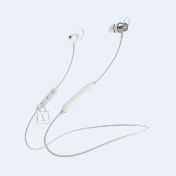 Edifier Edifier Wireless Sports Earphones W200BTSE Neckband, Microphone, 5.0, Yes, Noice canceling, Silver