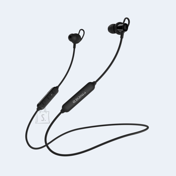 Edifier Edifier Wireless Sports Earphones W200BTSE Neckband, Microphone, 5.0, Yes, Noice canceling, Black