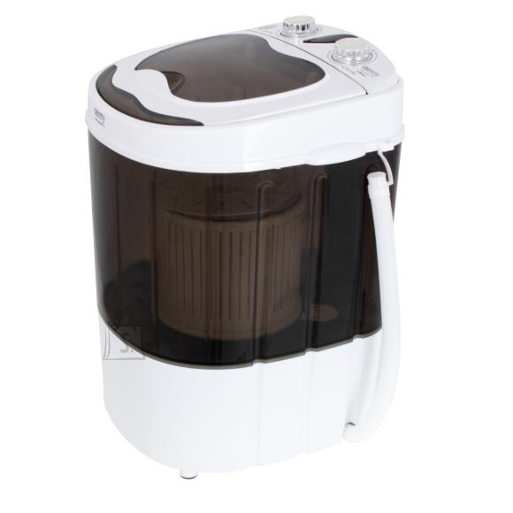 Camry Camry Mini washing machine CR 8054 Top loading, Washing capacity 3 kg, Depth 37 cm, Width 36 cm, White/Gray, Semi-automatic