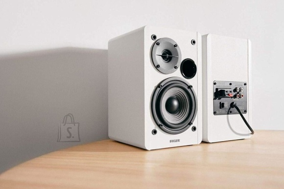 Edifier Edifier Bookshelf Speaker R1280T Dual RCA inputs; 3.5 mm AUX, White, 42 W