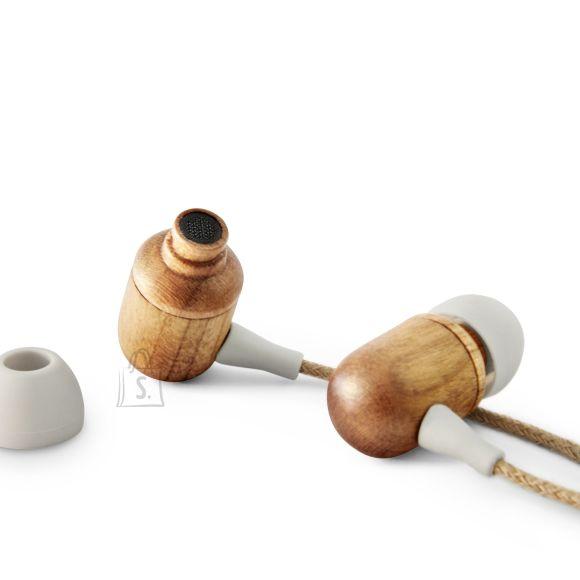Energy Sistem Energy Sistem Wired Earphones Eco Cherry Wood Built-in microphone, In-ear, 3.5 mm mini jack