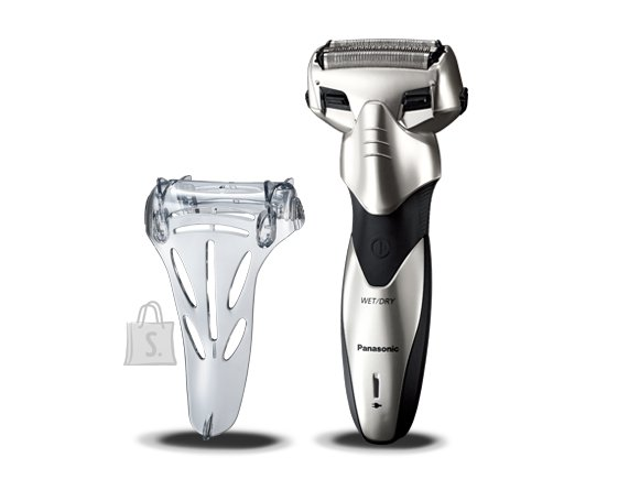 Panasonic Panasonic Shaver ES-SL33-S503 Cordless, Charging time 8 h, Wet use, Silver, NiMH, Number of shaver heads/blades 3