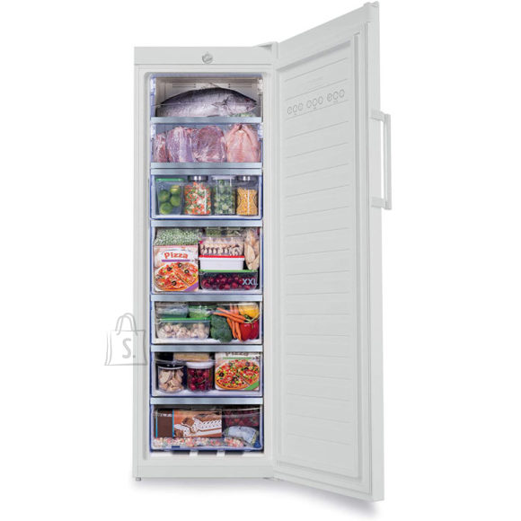 Simfer Simfer Freezer FS 7301 NF A+ A+, Upright, Free standing, Height 176 cm, Total net capacity 290 L, No Frost system, White