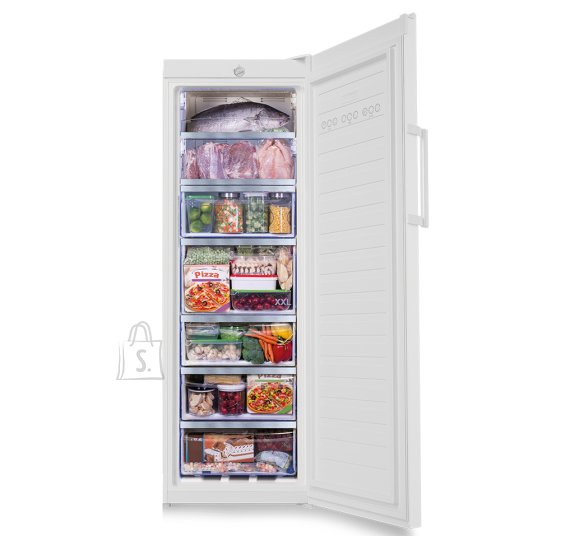Simfer Simfer Freezer FS 7300  A+, Upright, Free standing, Height 176 cm, Total net capacity 285 L, White