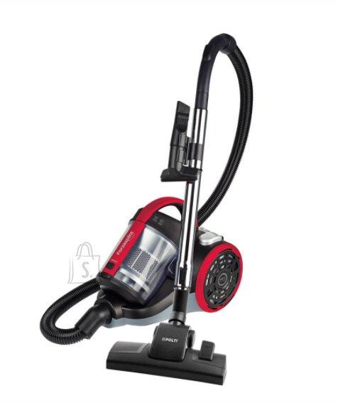 Polti Polti Vacuum cleaner Forzaspira C110_Plus Bagless, Power 800 W, Dust capacity 2 L, Black/Red