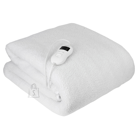 Camry Camry Electirc heating under-blanket with timer CR 7422 Number of heating levels 5, Number of persons 1, Washable, Remote control, Syntetic wood, 60 W, White
