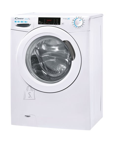 Candy Candy CSO4 1275T3\1-S Washing Machine, A+++, Front loading, 7 kg, Depth 45 cm, 1200 RPM, White