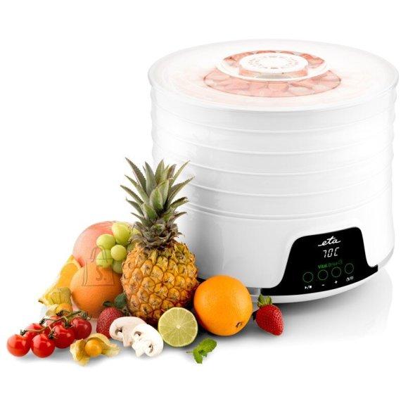 ETA ETA Brisa Food Dehydrator ETA130290000 White, 500 W, Number of trays 5, Temperature control, Integrated timer
