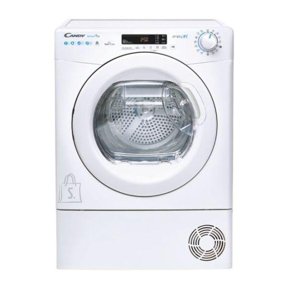 Candy Candy Dryer Machine CSO4 H7A1DE-S Energy efficiency class A+, Front loading, 7 kg, Heat pump, Big Digit, Depth 46.5 cm, Wi-Fi, White