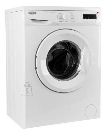 Goddess Goddess Washing Mashine GODWFE1036M10 Front loading, Washing capacity 6 kg, 1000 RPM, A+++, Depth 51 cm, Width 59.7 cm, White