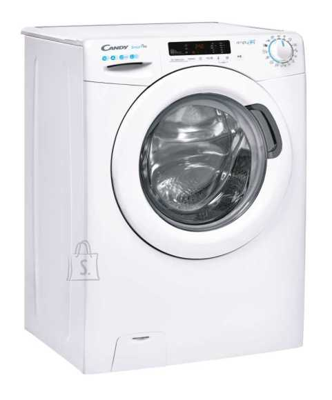 Candy Candy Washing mashine CO 14102D3/1-S Front loading, Washing capacity 6 kg, 1400 RPM, A+++, Depth 58 cm, Width 60 cm, White, 2D, Display, Wi-Fi