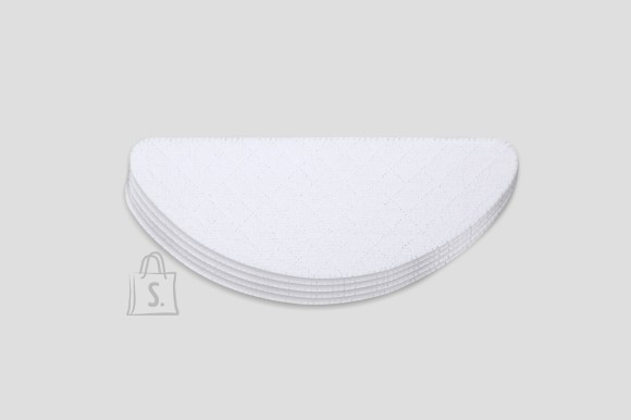 Ecovacs Ecovacs Disposable Mopping Pad D-DM25-2017 U2 Series, 25 pc(s), White