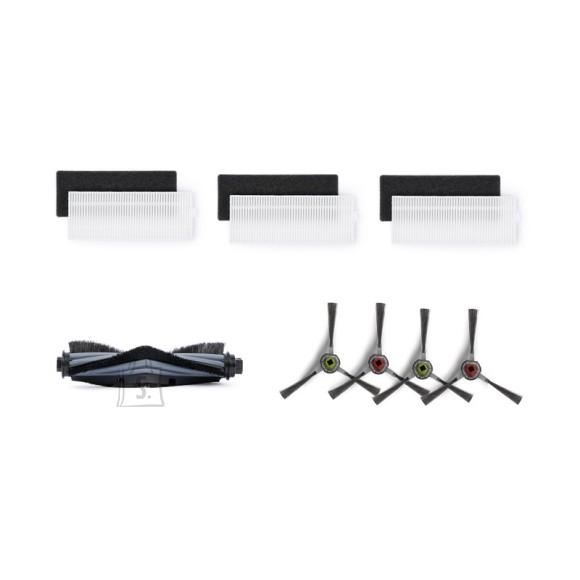 Ecovacs Ecovacs DEEBOT OZMO U2 Buddy Kit D-KT0017 DEEBOT OZMO U2/U2 Pro,  3x High Efficiency Filters, 1x Main Brush, 4x Side Brushes