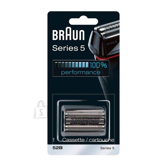 Braun Braun 52B Head Replacement Pack Black