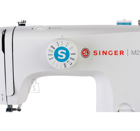 Singer Singer Sewing Machine M2105 Number of stitches 8, Number of buttonholes 1, White