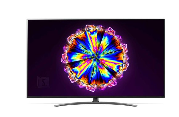 "LG LG 65NANO913NA 65"" (164 cm), Smart TV, WebOS, 4K UHD NanoCell, 3840 x 2160, Wi-Fi, DVB-T/T2/C/S/S2, Black"