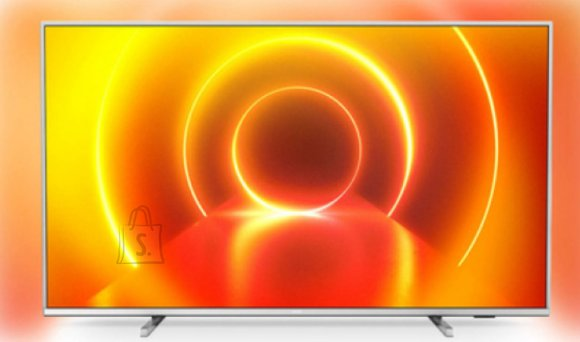 "Philips Philips 58PUS7855/12 58"" (146 cm), Smart TV, Saphi, 4K UHD LED, 3840 x 2160 pixels, Wi-Fi, DVB-T/T2/T2-HD/C/S/S2,  Light-silver"