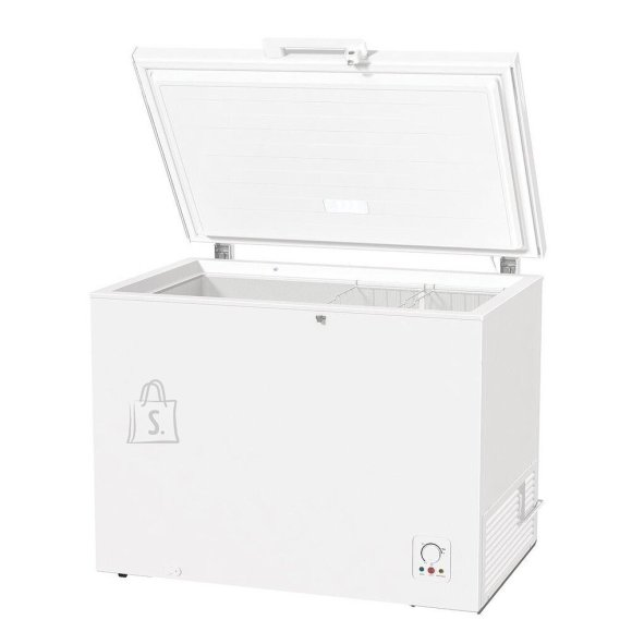 Gorenje Gorenje Freezer FH301CW A+, Chest, Free standing, Height 85 cm, Total net capacity 303 L, No Frost system, White