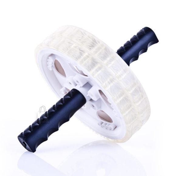 Spokey Spokey TWIN B II Double Roller, One size, White/black