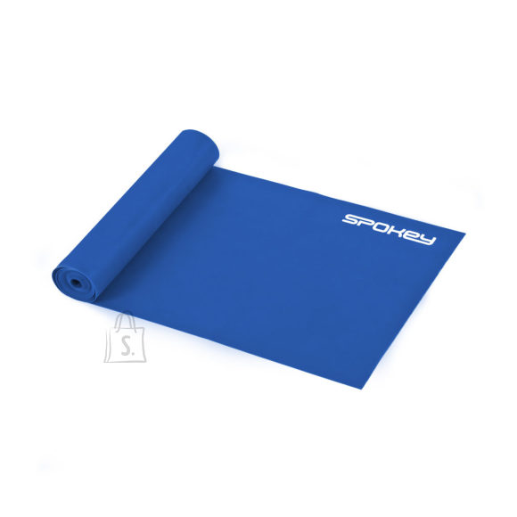 Spokey Spokey RIBBON II  Fitness rubber, 200 x 15 cm, Strong, Blue