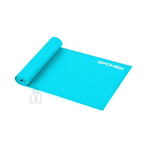 Spokey Spokey RIBBON II  Fitness rubber, 200 x 15 cm, Weak, Light blue