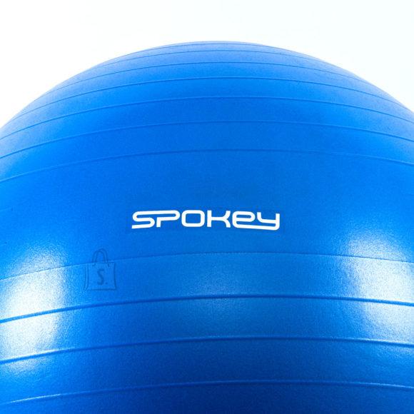 Spokey Spokey FITBALL III Gymnastic ball, Non-slip, Anti-burst system, 65 cm, 300 kg, Blue, PVC
