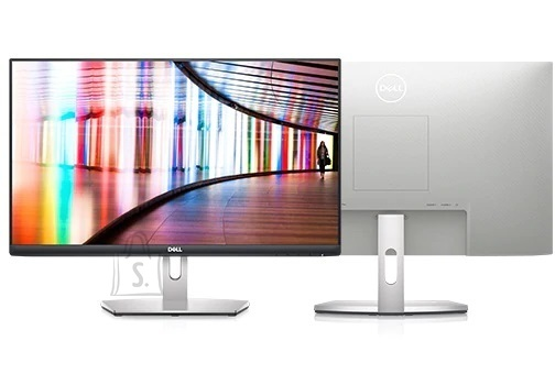 """Dell Dell LCD monitor S2421HN 23.8 """", IPS, FHD, 1920 x 1080, 16:9, 4 ms, 250 cd/m², Silver"""
