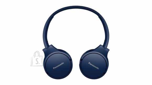 Panasonic Panasonic Street Wireless Headphones RB-HF420BE-A Headband/On-Ear, Microphone, Wireless, Dark Blue