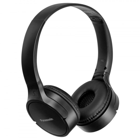 Panasonic Panasonic Street Wireless Headphones RB-HF420BE-K Headband/On-Ear, Microphone, Wireless, Black
