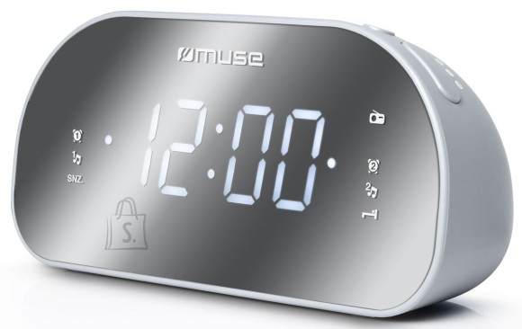 Muse Muse Clock radio M-170CMR Alarm function