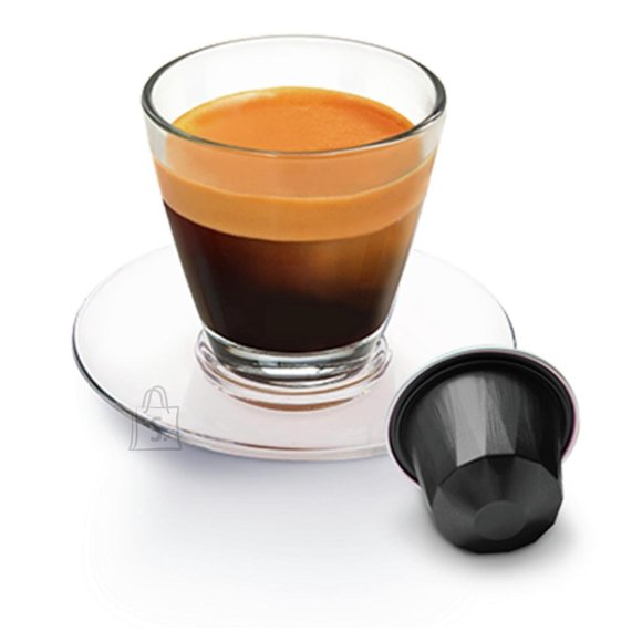 Belmoca Belmoca Belmio Sleeve Espresso Ristretto Coffee Capsules for Nespresso coffee machines, 10 capsules, Coffee strength 10/12, 100 % Arabica, 52 g