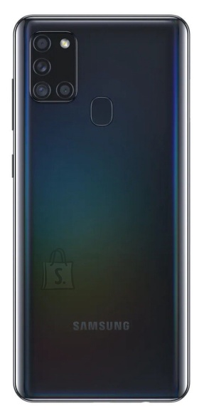 "Samsung Samsung Galaxy A21s Black, 6.5 "", PLS TFT, 720 x 1600, Exynos 850, Internal RAM 3 GB, 32 GB, microSDXC, Dual SIM, Nano-SIM, 3G, 4G, Android, 10.0"
