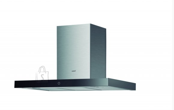 Cata CATA Hood B6-T900 XGBK Energy efficiency class A, Wall mounted, Width 90 cm, Touch Control, Inox, LED, 600 m³/h