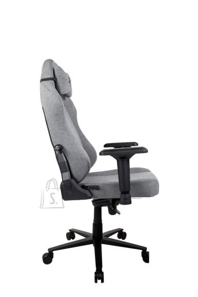 Arozzi Gaming Chair Primo Woven Fabric Grey/Black logo