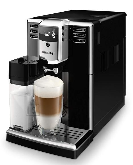 Philips Philips Espresso Coffee maker EP5360/10 Built-in milk frother, Fully automatic, Black