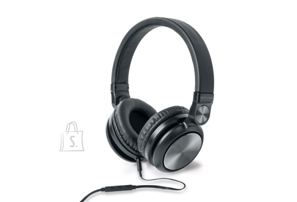 Muse Muse Stereo Headphones  M-220 CF Over-ear, Microphone, Wired, Aux in jack, Black