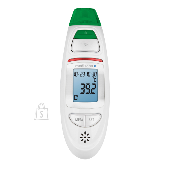 Medisana Medisana Connect Infrared Multifunction Thermometer TM 750 Memory function, White