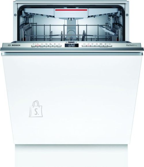 Bosch nõudepesumasin SBV6ZCX00E Built-in, Width 60 cm, Number of place settings 14, Number of programs 6, A+++, AquaStop function, White, Height 86 cm