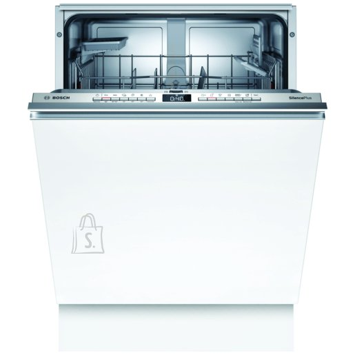 Bosch Bosch Dishwasher SBV4HAX48E Built-in, Width 60 cm, Number of place settings 13, Number of programs 6, A++, Display, AquaStop function, White, Height 86 cm