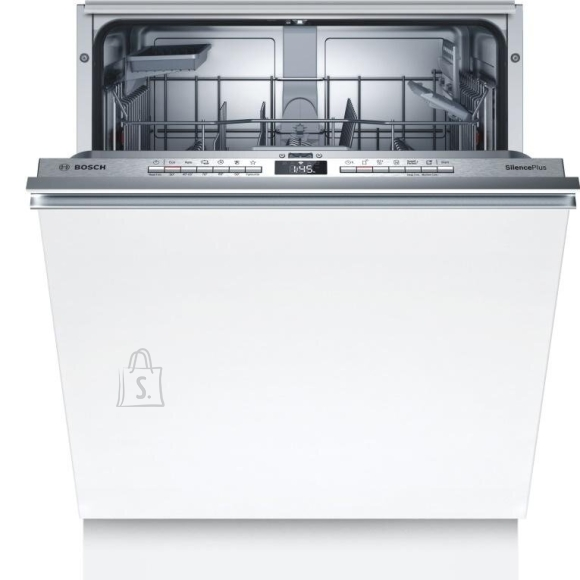 Bosch Bosch Dishwasher SMV4HAX48E Built-in, Width 60 cm, Number of place settings 13, Number of programs 6, Energy efficiency class D, Display, AquaStop function, White