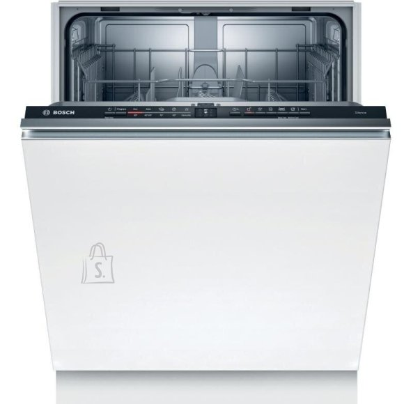 Bosch nõudepesumasin SMV2ITX22E Built-in, Width 60 cm, Number of place settings 12, Number of programs 5, A+, AquaStop function, White