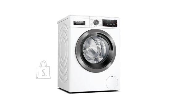 Bosch Bosch Serie 8 Washing Mashine WAXH2KOLSN Energy efficiency class C, Front loading, Washing capacity 10 kg, 1600 RPM, Depth 59 cm, Width 60 cm, LED, Wi-Fi, White