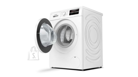 Bosch Bosch Serie 6 Washing Mashine WAU28SL8SN Energy efficiency class C, Front loading, Washing capacity 8 kg, 1400 RPM, Depth 59 cm, Width 60 cm, Display, LED, White