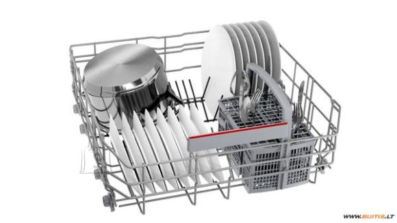 Bosch Bosch Dishwasher SBH4EAX14E Built-in, Width 60 cm, Number of place settings 13, Number of programs 6, A+++, AquaStop function, White