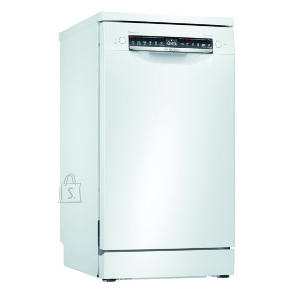 Bosch Bosch Dishwasher SPS4HMW61E Free standing, Width 45 cm, Number of place settings 10, Number of programs 6, A+, Display, AquaStop function, White